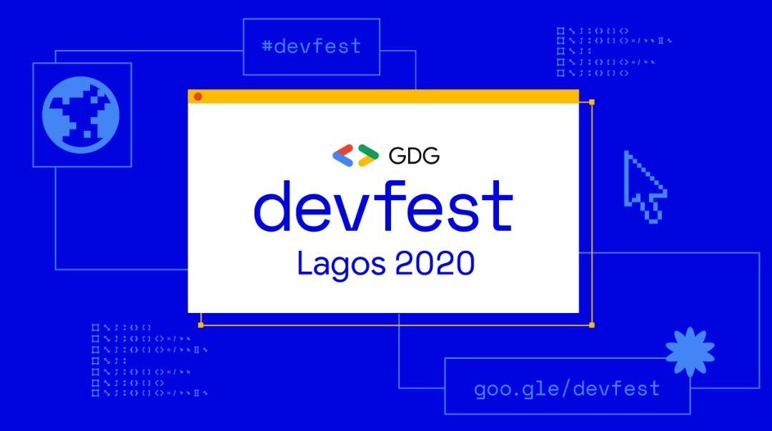Register for GDG Lagos DevFest 2020