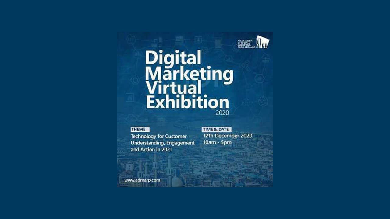 ADMARP to host its first digital marketing virtual exhibition