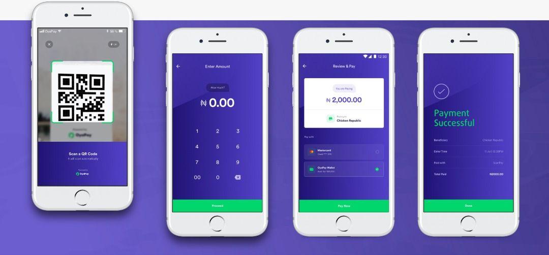 OyaPay App