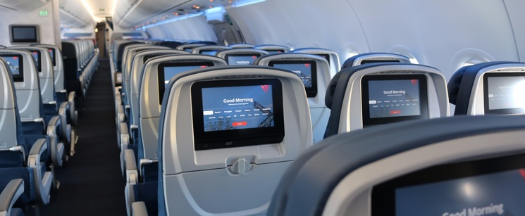 Delta Airlines To Bring Back Free Meals In Coach On Select Cross