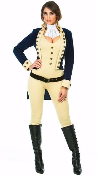 a hamilton costume