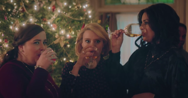 Snl finally said what women are thinking every holiday for Pandora jewelry commercial 2017