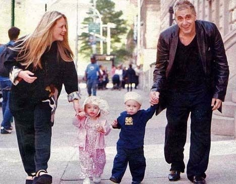 Beverly D'Angelo-custody battle with ex-boyfriend Al Pacino shares