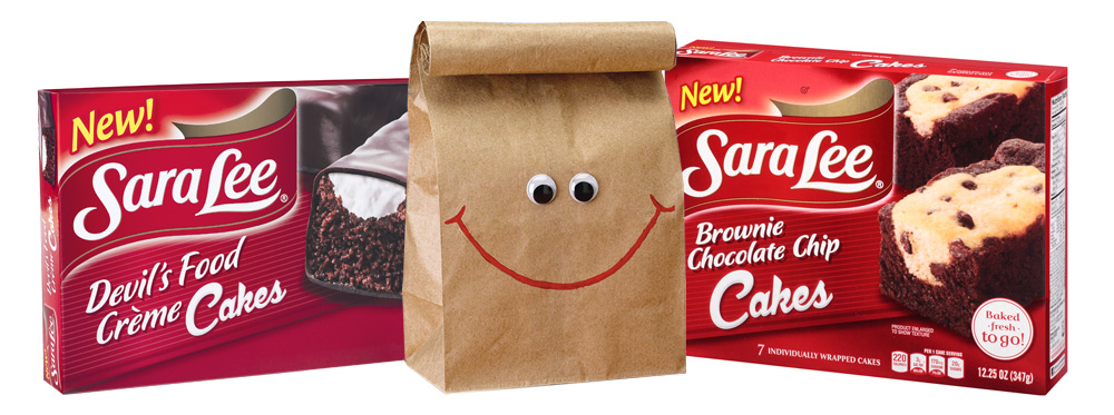 Sara Lee Happy Snacking Sweeps...