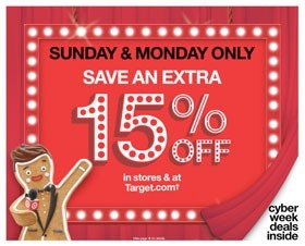 Target Cyber Monday: Shop the big online sale for huge savings on all of the hottest products including Apple, Beats By Dre, TV deals, and more. Clearance: Save /5().
