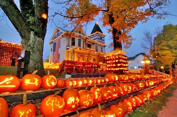 the kenova wv pumpkin house - Best Halloween Celebrations