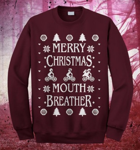 Stranger Things Christmas Sweater.These Stranger Things Ugly Christmas Sweaters Are About To