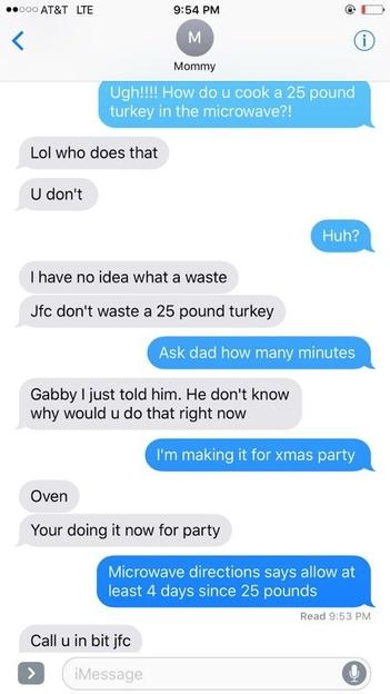 25 Pound Turkey Challenge Pranks Moms