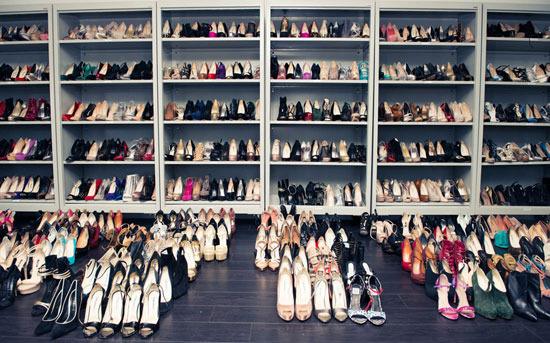 15 Celebrity Closets You Will Absolutely Want To Raid