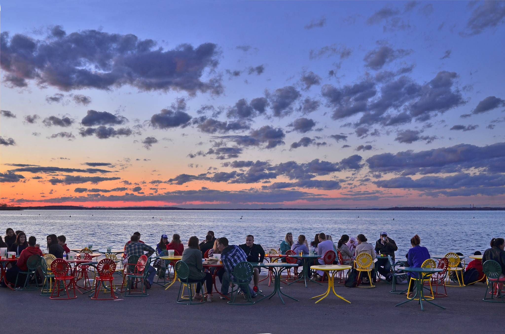 Image gallery madison wi summer for Mendota terrace madison wi