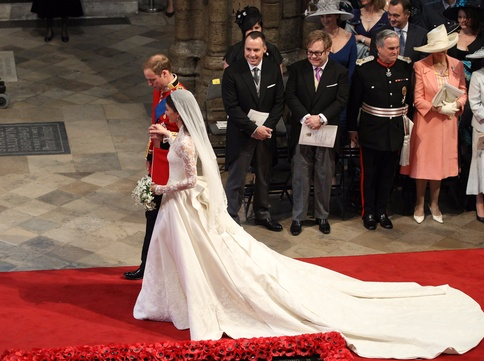 Writer Recaps The Best Bits Of Will And Kate S Royal Wedding