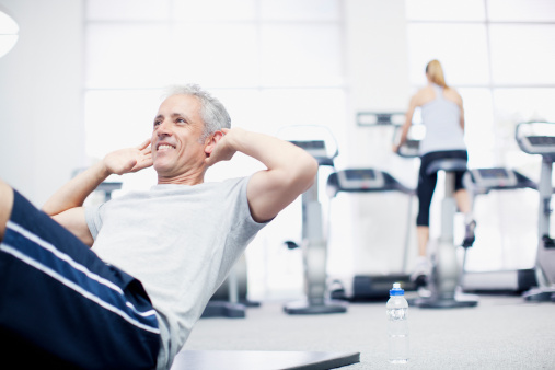 Midlife Fitness May Be a Real Cancer Fighter for Men