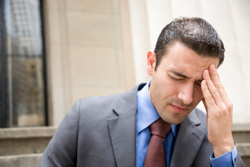 More Stress, More Headaches, Study Says