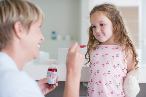 Pediatricians' Group Advises Against Nasal Spray Flu Vaccine