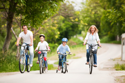 Health Tip: Add Exercise to Your Family's Regular Routine