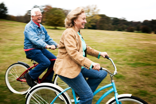 Healthy Living May Mean More Healthy Years for Seniors