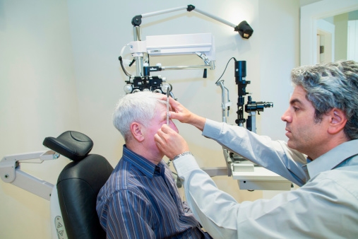 Falls, Fights Cause Most Serious Eye Injuries: Study