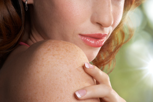 Health Tip: Preventing Summertime Dry Skin