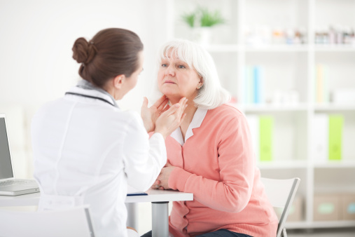 Study Questions Close Monitoring of Thyroid Growths
