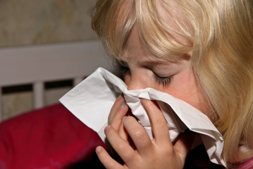 Easing Your Child's Allergies