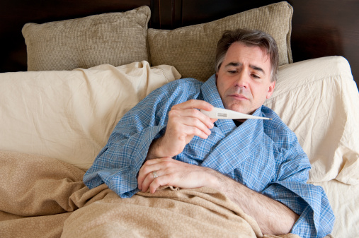 Is the Stomach Flu Contagious?