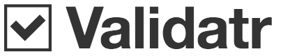 Validatr logo