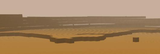Voxel Mars