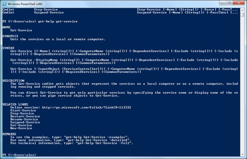 Loading PowerShell