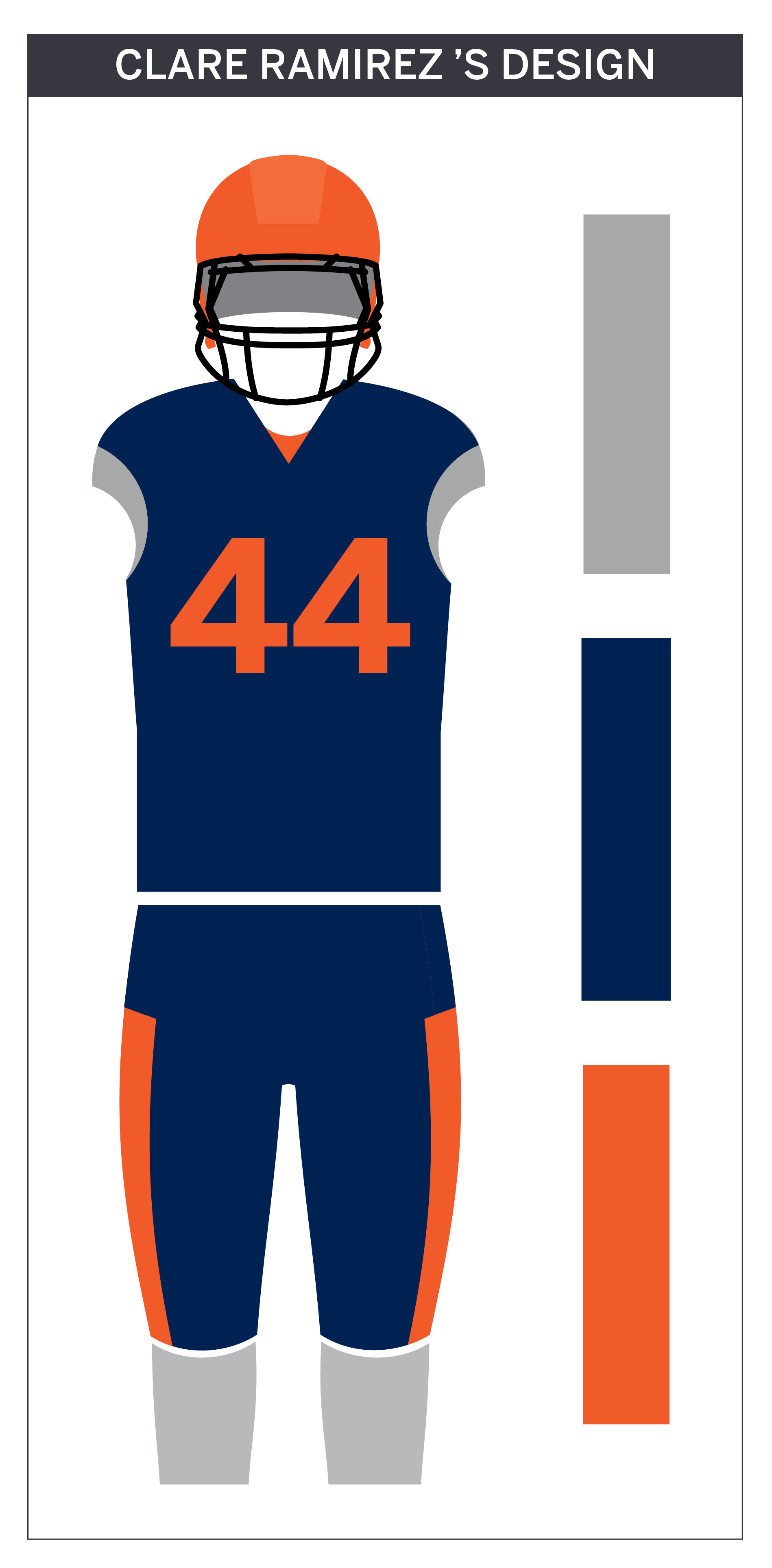 From The Design Desk Syracuse Football S Gray Uniforms