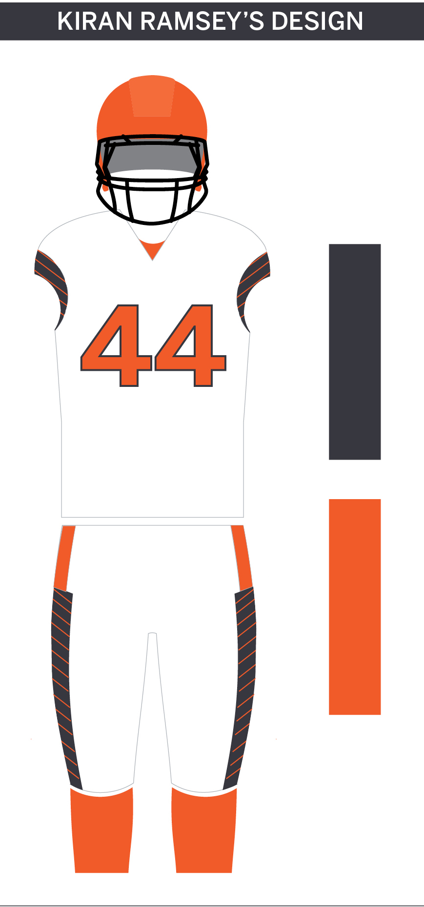 From the Design Desk  Syracuse football s gray uniforms - The Daily ... 864572372
