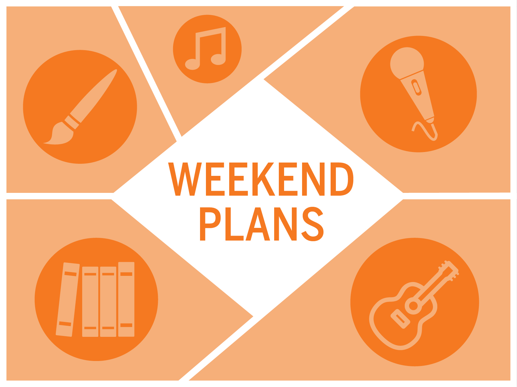 Image result for weekend plans