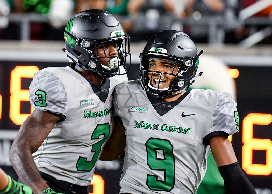 size 40 a971b 81c8c After two transfers, North Texas' Jalen Guyton matures as ...