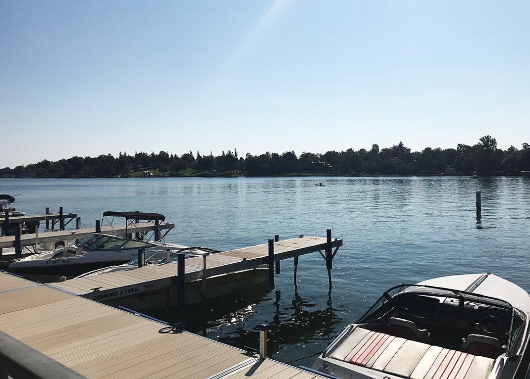 Officials Say Algae Blooms In Skaneateles Lake Will Not Affect