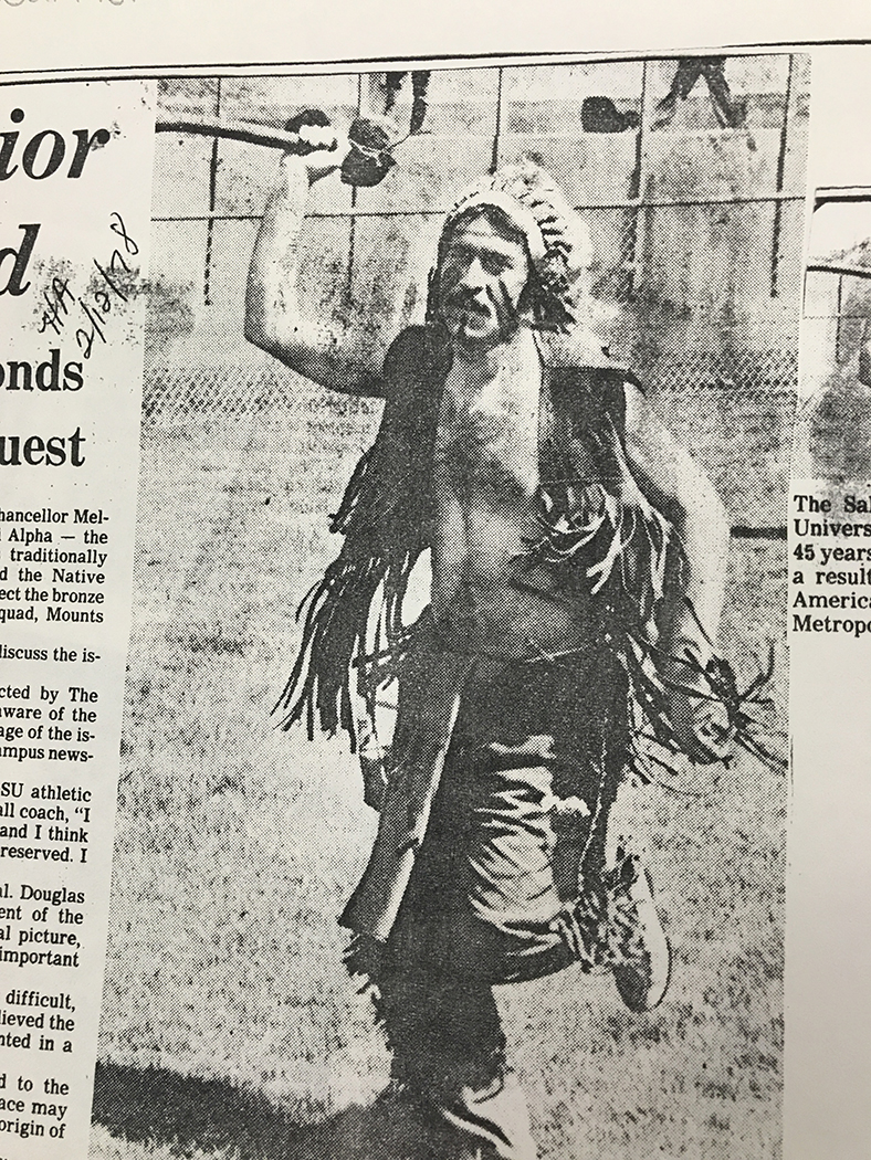 40 years since the Saltine Warrior's removal as Syracuse
