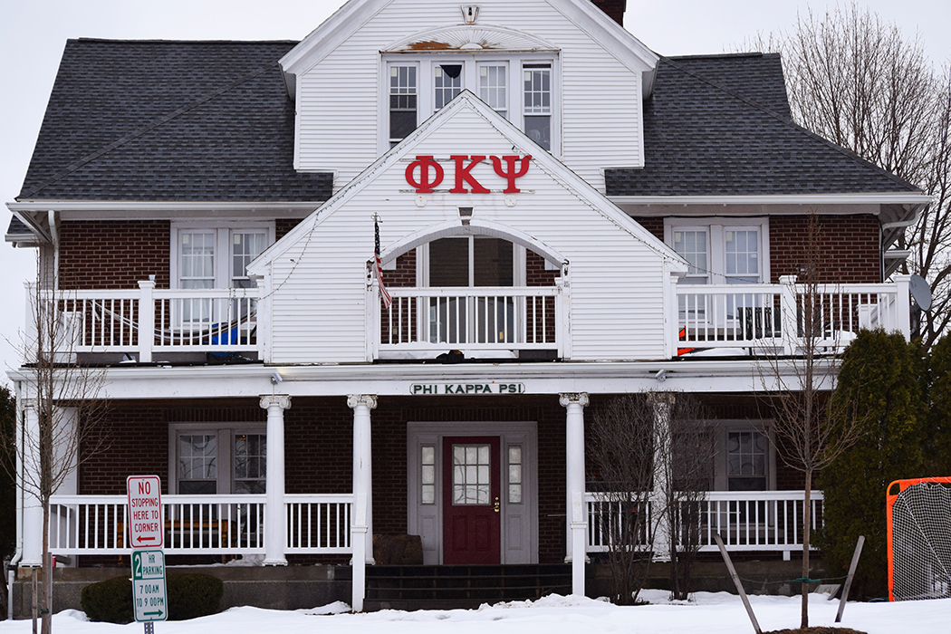 National Phi Kappa Psi fraternity announces alcohol and
