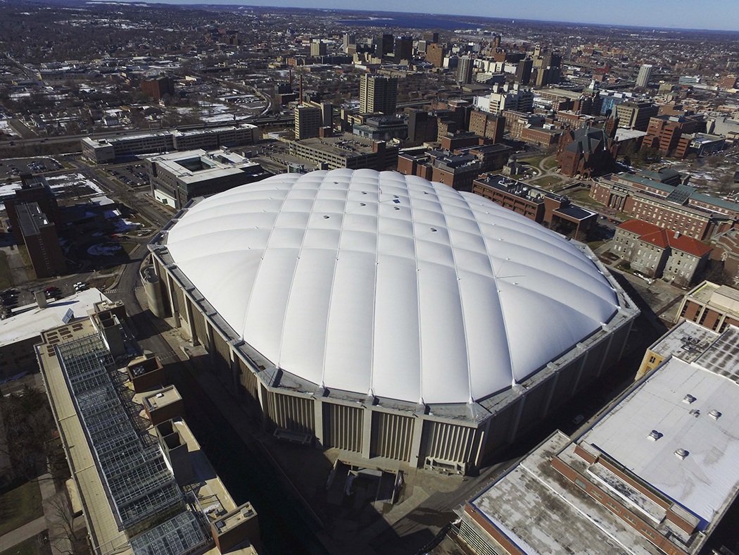 For Potential Carrier Dome Renovations Experts Suggest