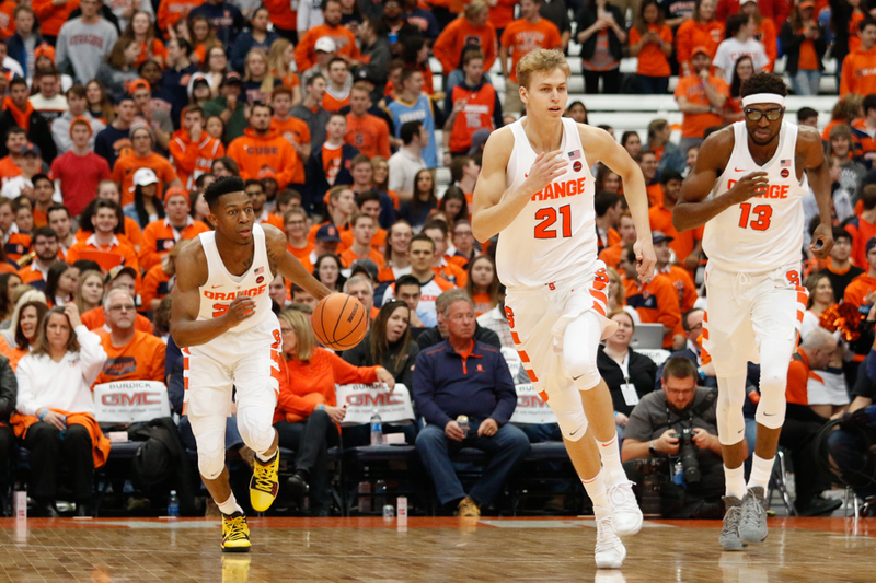Syracuse Completes Nonconference Schedule With Arkansas State The