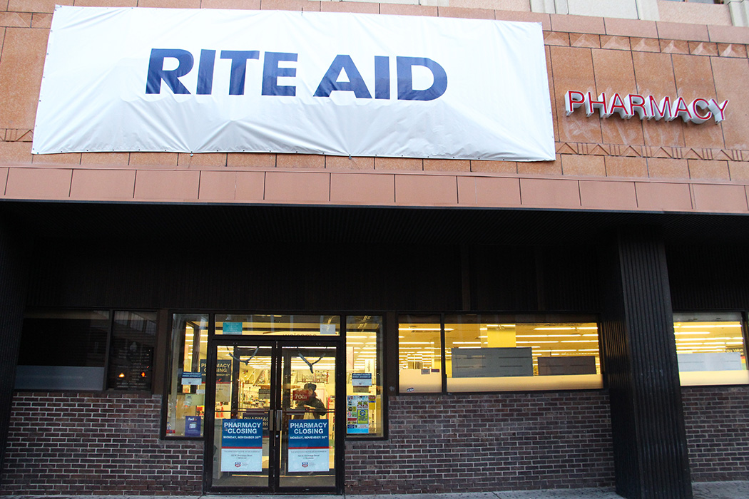 80d62d17ef Downtown Syracuse Rite Aid to close after 40 years in business - The Daily  Orange - The Independent Student Newspaper of Syracuse, New York