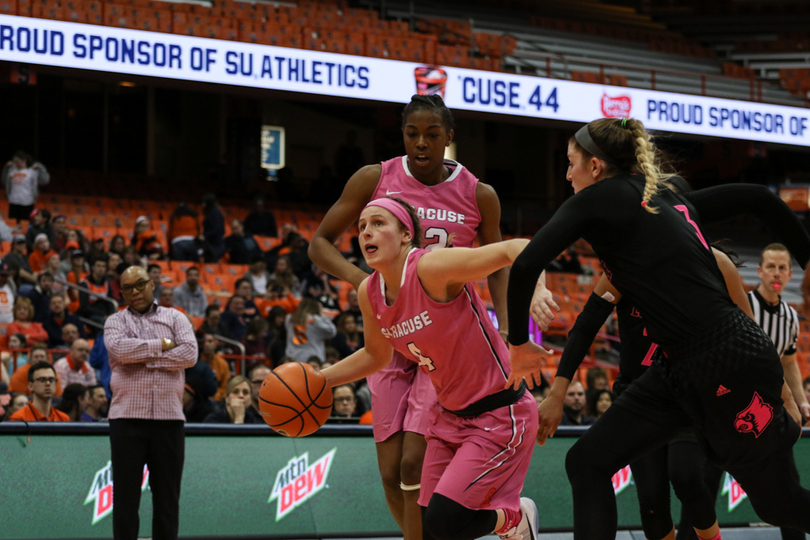 6766558e Syracuse women's basketball opponent preview: What to know about No. 2  Louisville - The Daily Orange - The Independent Student Newspaper of  Syracuse, ...