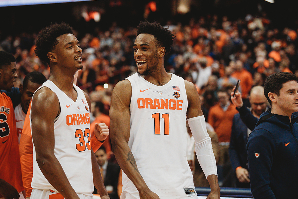 Flipboard: Orange Opens As Favorite Against Baylor In NCAA