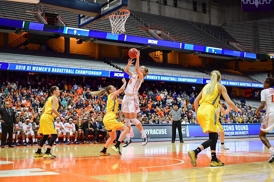 Syracuse Season Ends In Historic Upset To South Dakota