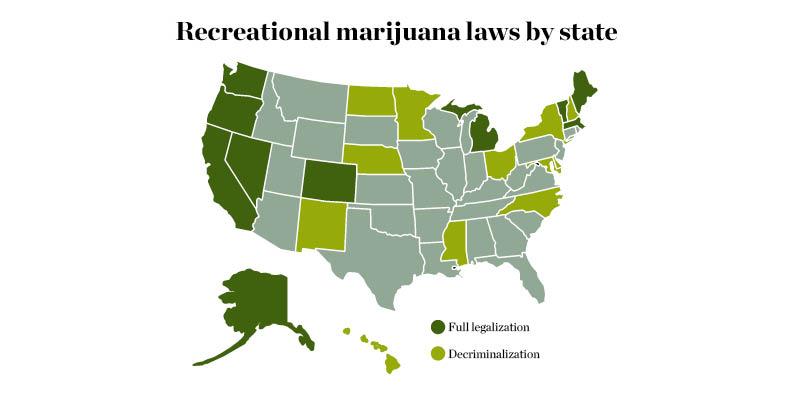 New York Legalization 2020.Experts Say New York S Marijuana Decriminalization Falls