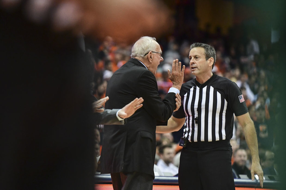Syracuse Has Lowest Scoring Game In 74 Years Against No 11