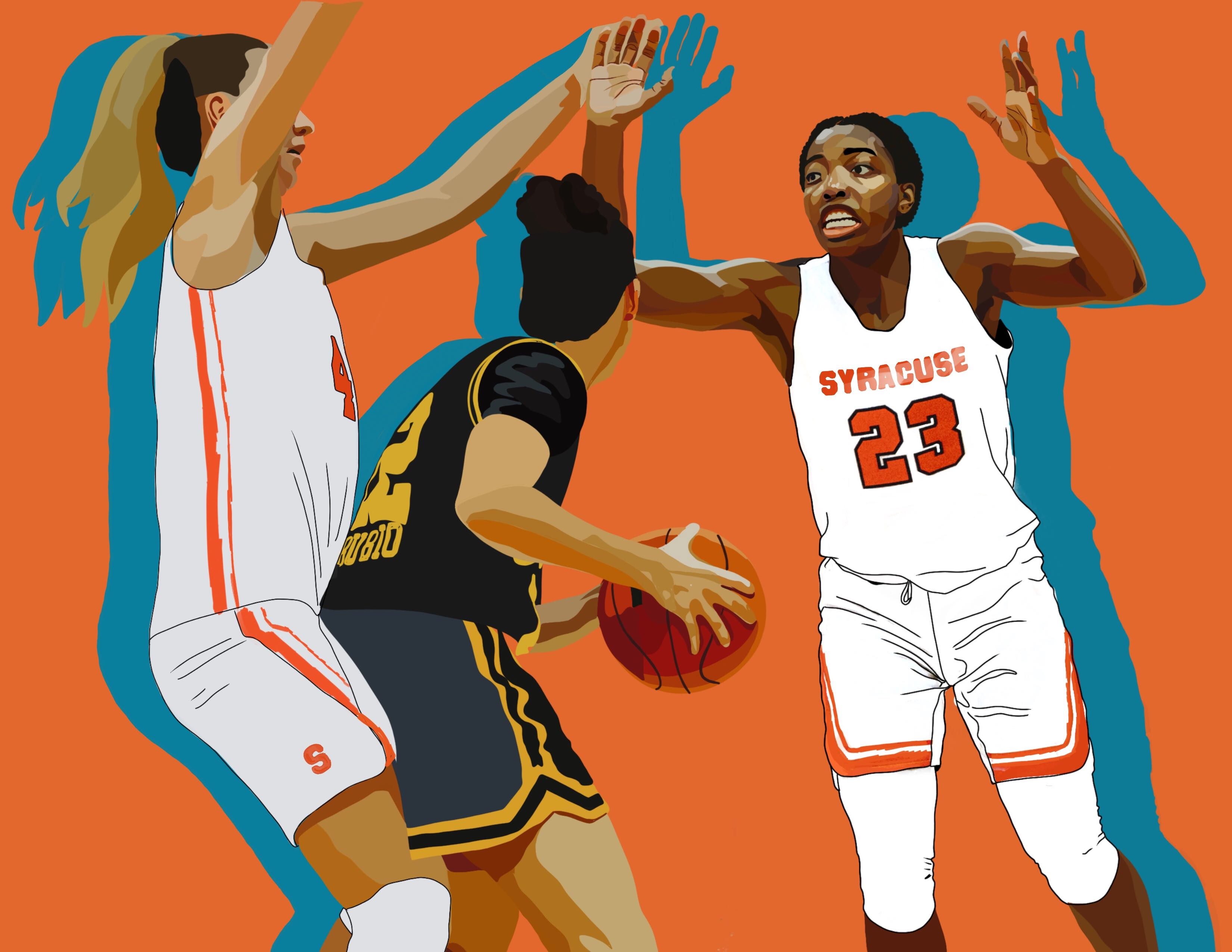How The Full Court Press Distinguishes Syracuse From The