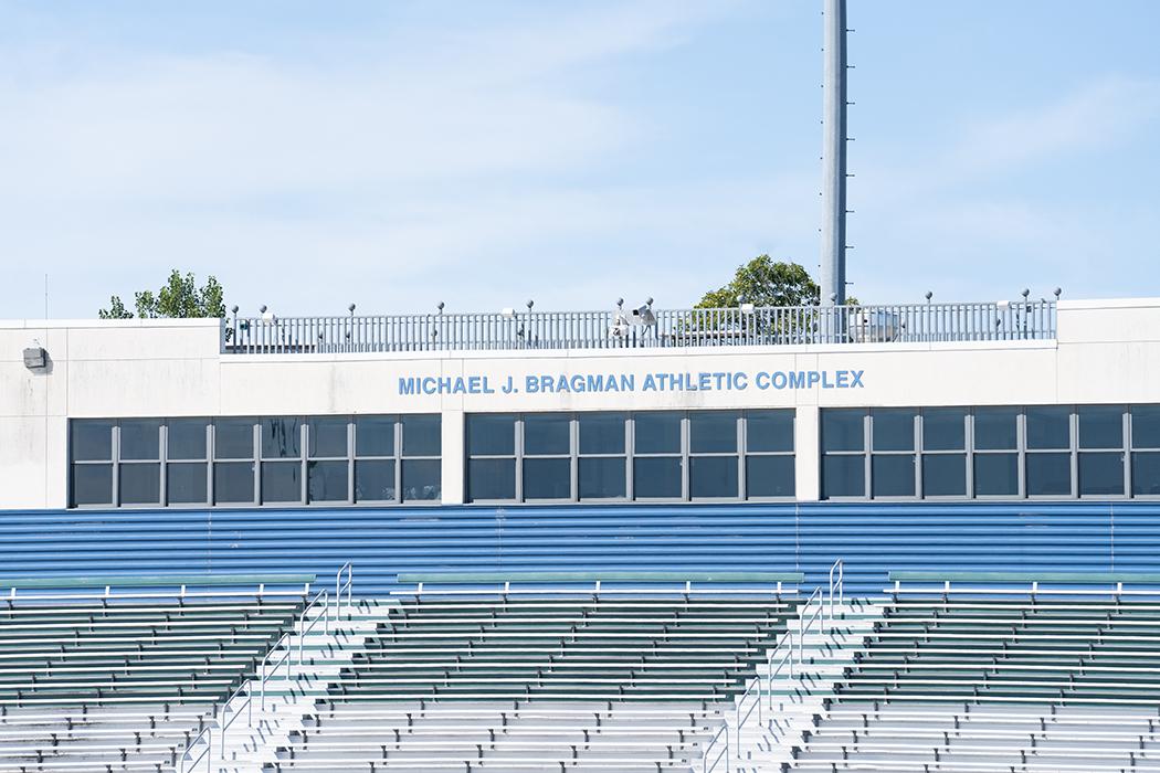 The Michael J. Bragman Athletic Complex at Cicero-North Syracuse High School where the Northstars play.