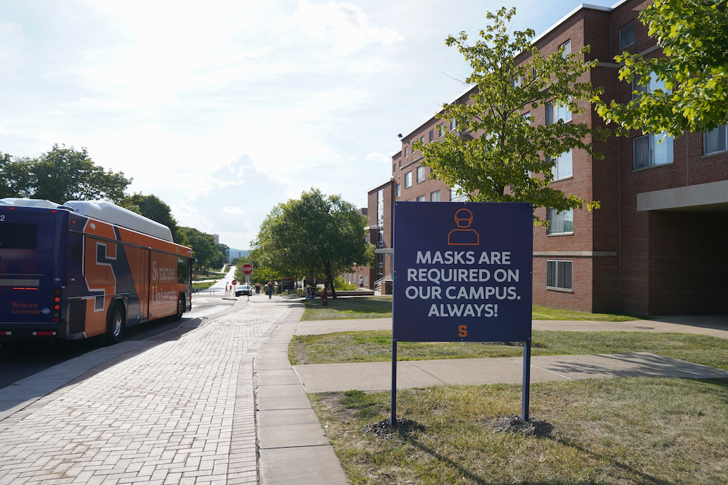 SU cancels spring break, pushes semester back 6 days   The Daily