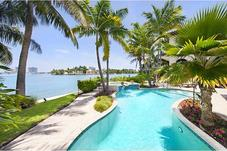 Venetian Islands Waterfront Homes For Sale Miami Beach Real Estate