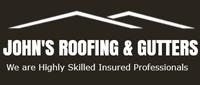 Website for John's Roofing