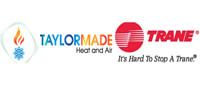 Website for Taylormade Heat and Air, LLC.