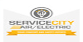 Website for Service City Air & Electric